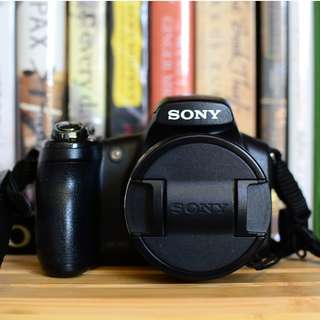 {preloved gadget} Sony DSC-HX1