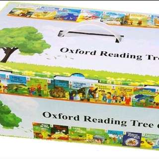 Oxford Reading Tree 6~9 (74 books)