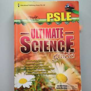 PSLE Ultimate Science Guide
