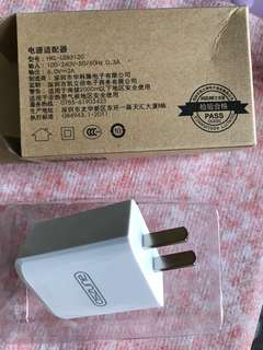 兩腳USB 充電器 叉電器 USB Charger