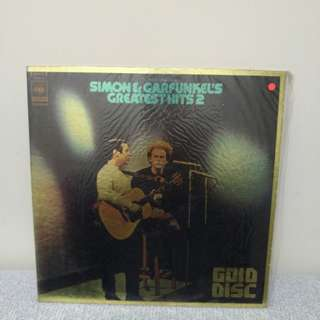 Simon & Garfunkel greatest hits 2 LP