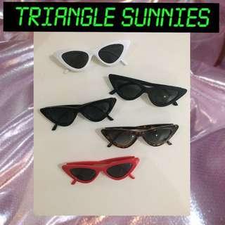 Triangle Sunnies