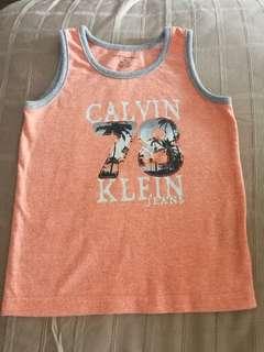 Preloved Calvin Klein top (24M)