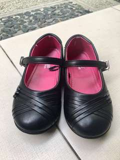 Black shoes for girls size US12