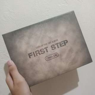 CNBLUE (1st Album): First Step