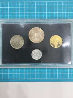 🔥Clearance🔥Taiwan coin sets (4coins) Year 1971