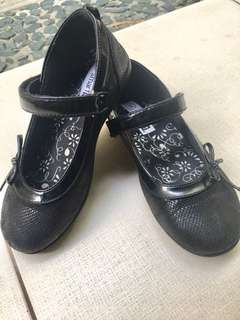 Black shoes for girls size US13
