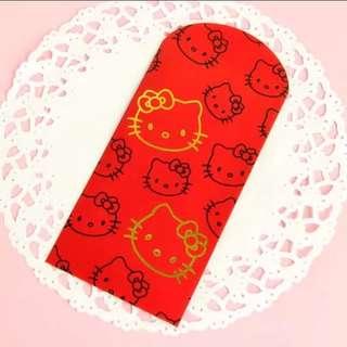 🚚 (現貨)一張kitty紅包袋