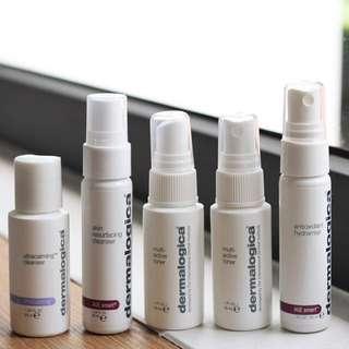 Dermalogica skincare set