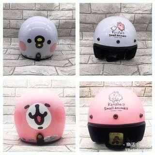 現貨 日本超人氣 卡納赫拉 粉紅兔兔 P助 小雞正版 內襯可拆洗 小帽款 贈送鏡片