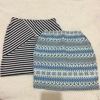 BUNDLE Pencil skirt