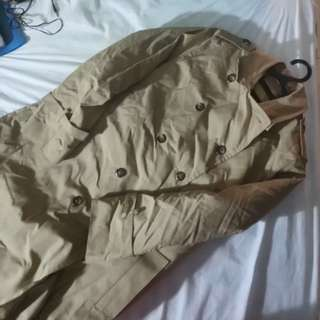 Eddie Bauer Trench Coat