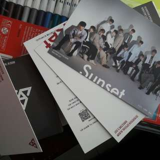 SEVENTEEN Director's Cut Kihno Album