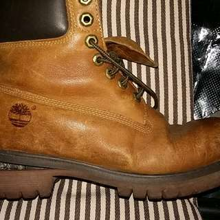Timberland Boots, Brown