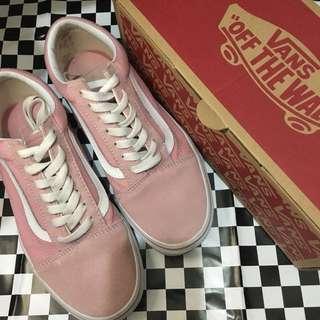 Vans粉紅old Skool (韓國那款限定粉色系)