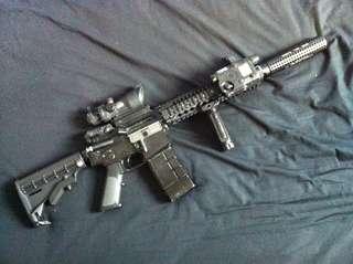 M4 6mm gbbr