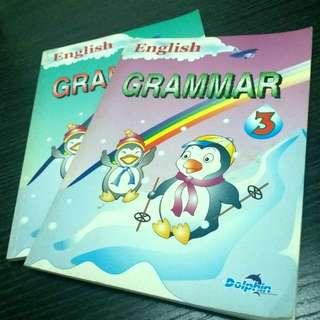 (Bundle Package) Beginner Grammar Exercise Book