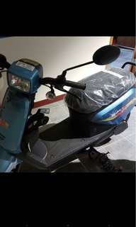 E-moving electric scooter