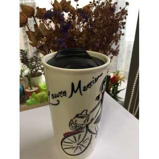Laura Mercier Porcelain Tumbler
