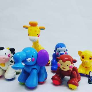 Fisher Price Animals
