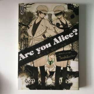 Are You Alice ? Volume 9