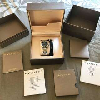 BVLGARI BVLGARI WATCH