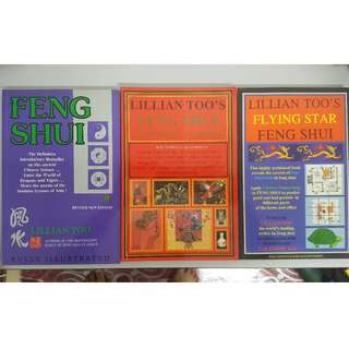 Feng Shui Books by Liliian Too ( 3 Units)