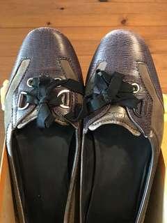 Tod's Holliday Ballerina Sneakers in Brown