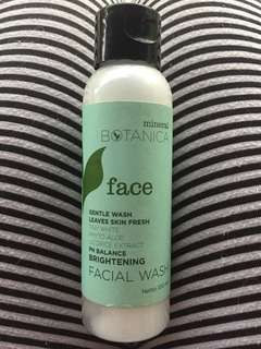 Botanica Mineral Facial Wash PH Balance Brightening