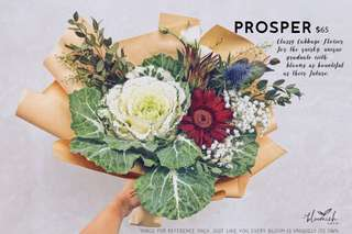 Graduation / Convocation Flower Bouquet - Prosper