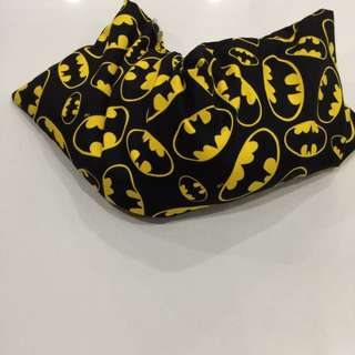Batman design is restocked. Marvel hero batman superhero designs pillow cover dark colours, with beansprout husk for baby newborn gift children kids