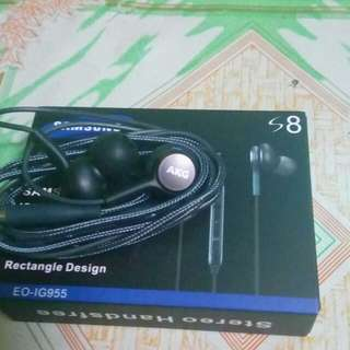 Samsung S8 Earphone