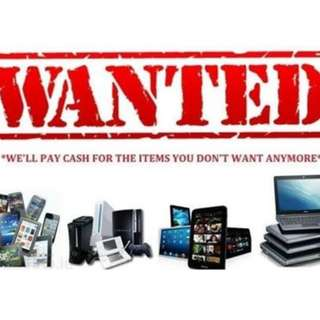 Trade In Smartphone for Cash Telco Locked also Can