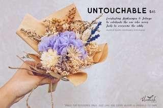 Graduation / Convocation Flower Bouquet - Untouchable