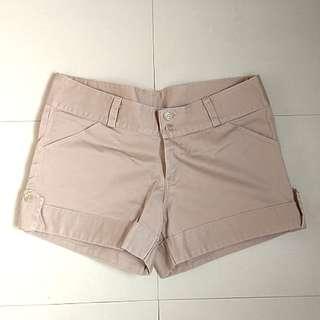 Old Navy Khaki short shorts