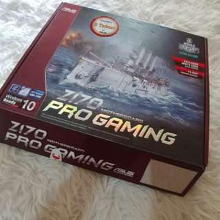 Motherboard Asus Pro Gaming