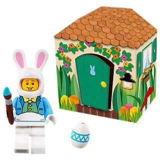 LEGO 5005249 - Easter Bunny Hut