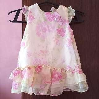 George 12mos. Baby dress
