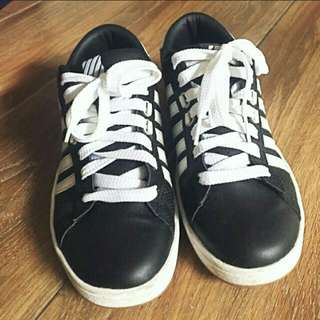K-swiss Black Sneakers Shoes