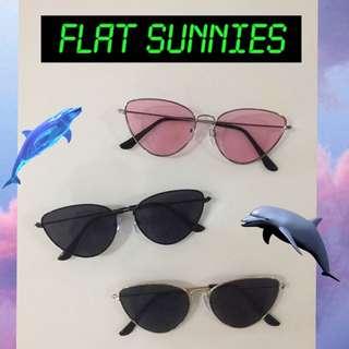 Flat Sunnies