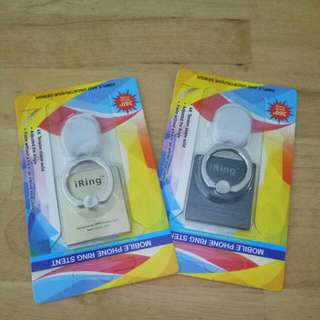Ring Stand Phone / Iring Hp + Hook