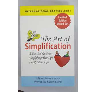 The Art of Simplification (Limited Edition Boxed Set)