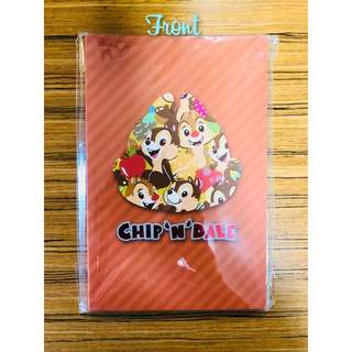 Chip and Dale notebook
