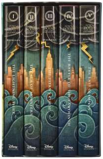 Percy Jackson (Lightning Thief) Series