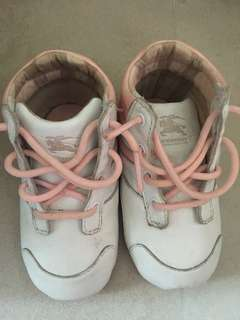 Burberry Baby Shoes