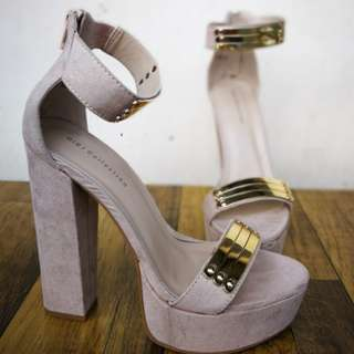 Gibi Heels for Sale! Used only once.