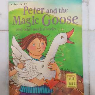 Peter & The Magic Goose by Miles Kelly