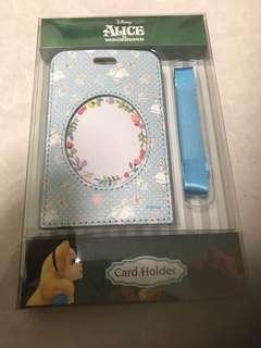 愛麗絲 card holder
