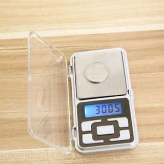 Awaiting Stock: BNIB Digital Pocket Weighing Scale AAA Batteries not included
