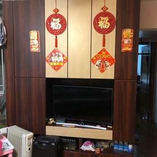 時尚高級電視櫃